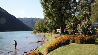 Camping Paradiso Lago Lugano Melano