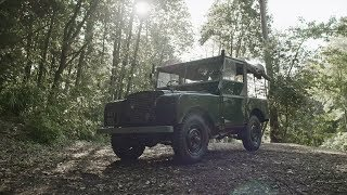The Telegraph's Best Cars Ever | 5 - Land Rover Series 1