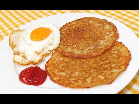Tortitas de Papas | Desayunos fáciles y rápidos
