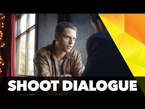 Top 5 tips for filming dialogue