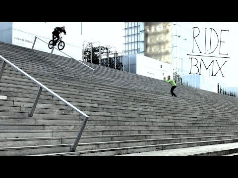 The Ultimate BMX Video Contest - Sosh Urban Motion 2017