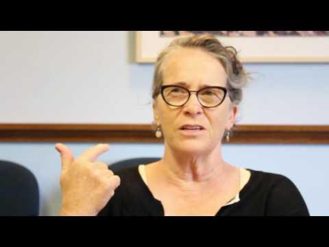 Margaret Jones | Building awareness (and infrastructure)