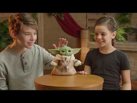 Star Wars - The Child - Animatronic Edition - Video