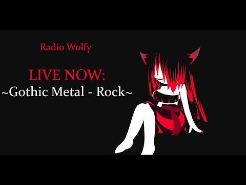 Gothic Metal - Rock Rock LIVE (Radio Wolfy)