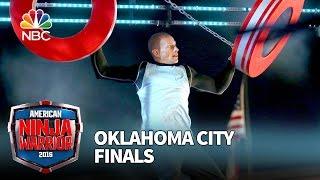 Brent Steffensen at the Oklahoma City Finals - American Ninja Warrior 2016