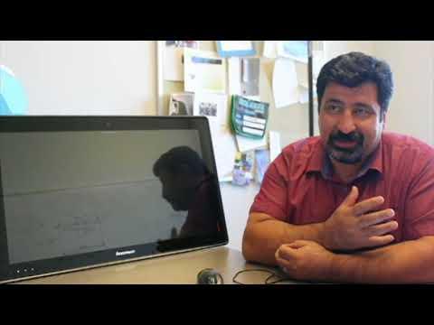 Humans of Alberta Innovation: Dr. Faramarz Samavati