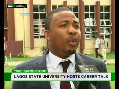 Lagos State University holds Career Talk