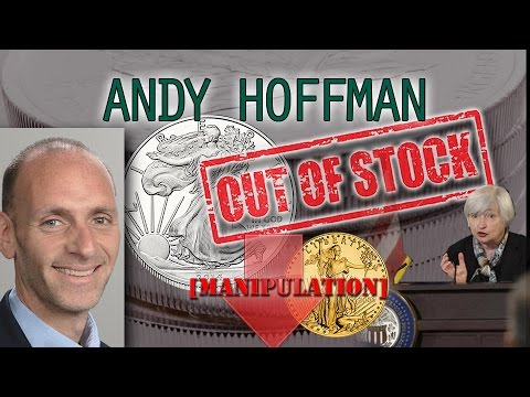 Silver Shortage Coming as Gold Cartel Crashes Gold for Aug 26 FED Yellen Speech – Andy Hoffman