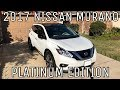 2017/18 NISSAN MURANO PLATINUM EDITION REVIEW