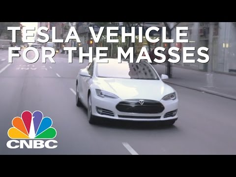 Tesla Rolls Out Cars For The Masses: Bottom Line | CNBC