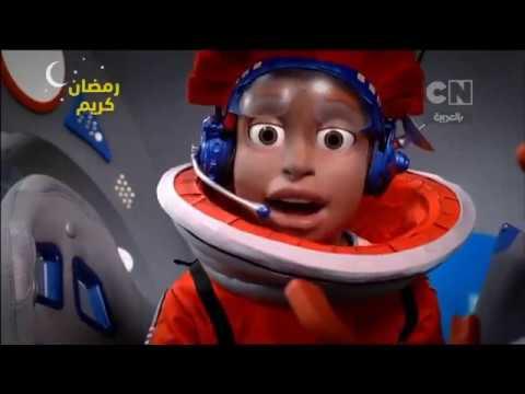 LazyTown S04E01 Let's Go To The Moon Arabic إيزي تاون