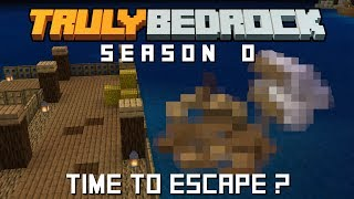 Minecraft Truly Bedrock s0e16: Is it time to escape the island?