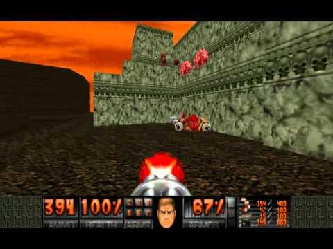 Doom: Alien Vendetta Full Playthrough Part 2