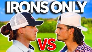 The Match Against Micah Irons Only!!