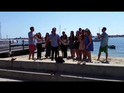 The Bostonian's at Newport Beach, CA March 2015