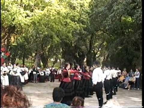 Folk Dances and Music of Galicia (Santiago de Compostela, Spain, 2005)