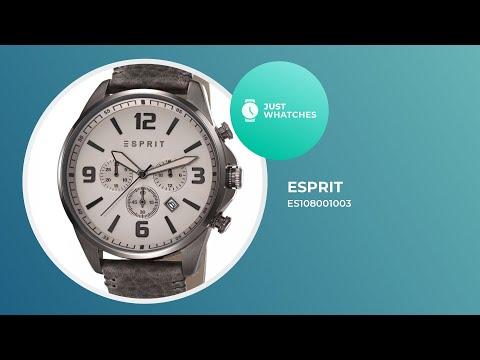 Slick Esprit ES108001003 Men Watches Prices, Review 360°, Features