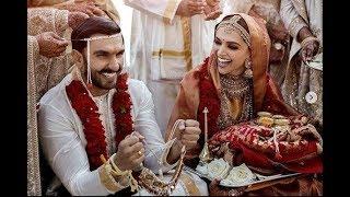 Deepika Padukone And Ranveer Singh Wedding Video | Ranveer Deepika Marriage In Italy