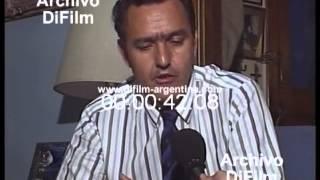 DiFilm - Rosendo Fraga sobre el Misil Cóndor II (1991)