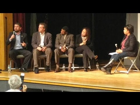 """Prison Kids"" Panel Discussion of Movie, 10/20/2016"