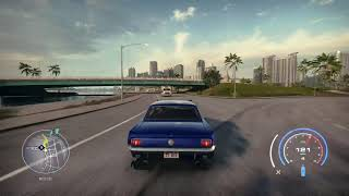 Need for speed Heat EA access version gameplay
