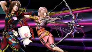 Final Fantasy XIII-2  OST - Crystal Edition - Chaotic Guardian