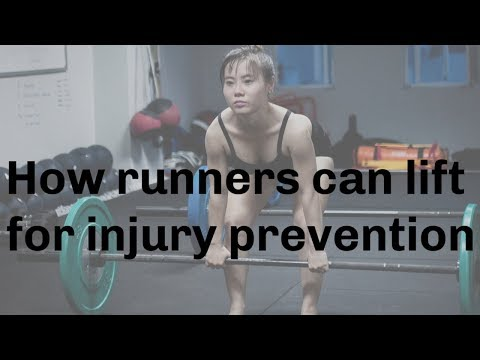 How to Lift for Injury Prevention: Strength Training for Runners