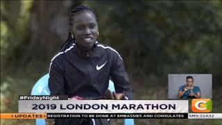 """Pocket rocket"" Cheruiyot ready for 2019 London Marathon"