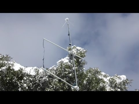 SHTF Preparedness Home Antenna Mast Grounding, Final Overview.