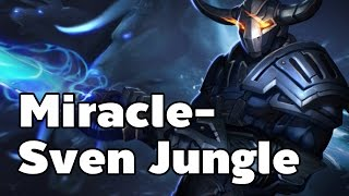 Sven Jungle By Miracle-