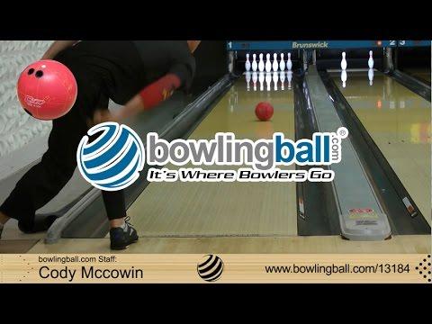 bowlingball.com Columbia 300 Impulse Solid Bowling Ball Reaction Video Review