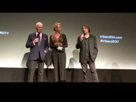 Tribeca2017: Christopher Plummer & David Leveaux, at screening of THE EXCEPTION (Part-1) Mp3