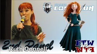 Ruth Connell - Ottawa ComicCon - Q&A 2nd Panel