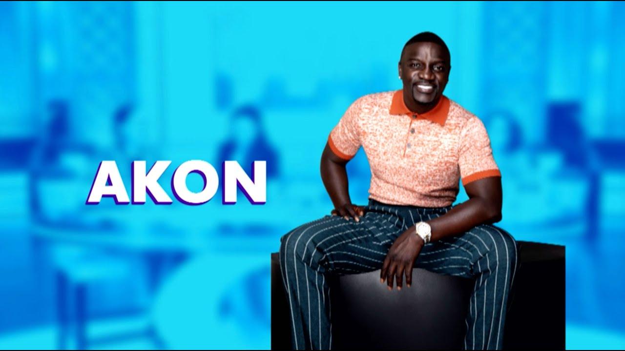 Monday on 'The Real': Akon