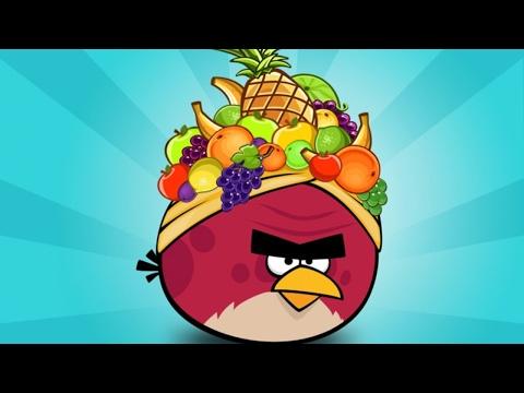 Обзор игры Angry Birds Rio 1-2 (Злые Птички: Рио) По мотивам Мультфильмов