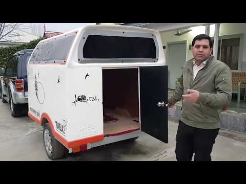 Tourism Pakistan || Camping Pods Now Available For SALE