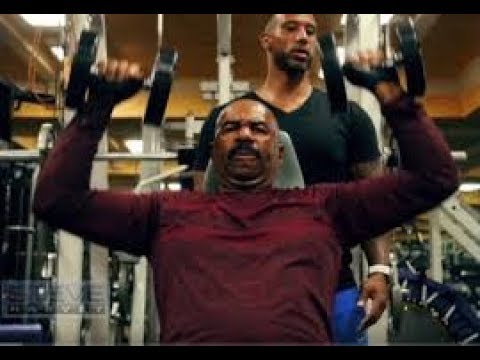 Steve Harvey Work Out Compilation - Fitness and Inspiration