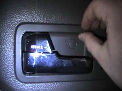 2006 ford fusion door handle recall - Ford fusion interior door handle replacement ...