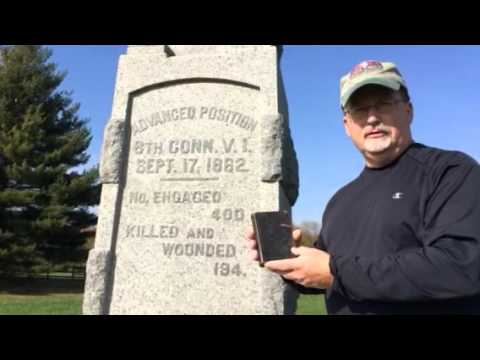 Antietam: John Rogers on Private Oliver Case