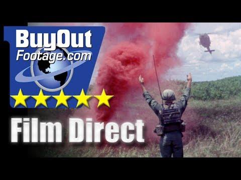 Vietnam War - Patrol Extraction 1967 FILM DIRECT