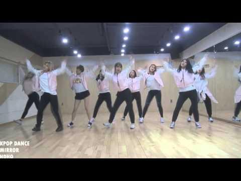 TWICE - Cheer Up || Dance Practice Mirror Slow Version