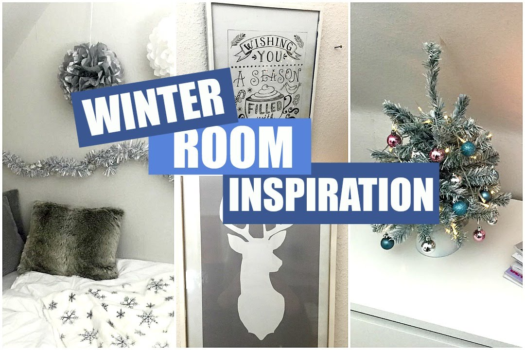 Winter Deko Diy Inspiration L Christmaswithnj Youtube