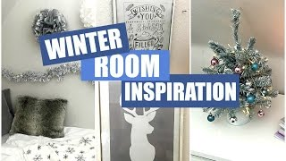 WINTER DEKO DIY & INSPIRATION l #ChristmasWithNJ