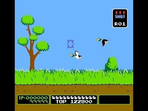 vs. duck hunt