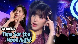 [Comeback Stage] GFRIEND - Time for the moon night, 여자친구 - 밤 Show Music core 20180512