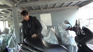 SUZUKI:バーグマン200参考動画:独自の進化を遂げたビッグスクーターの完成形