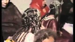 Maroc : Sahara Marocain  Marriage traditionel sahraoui.