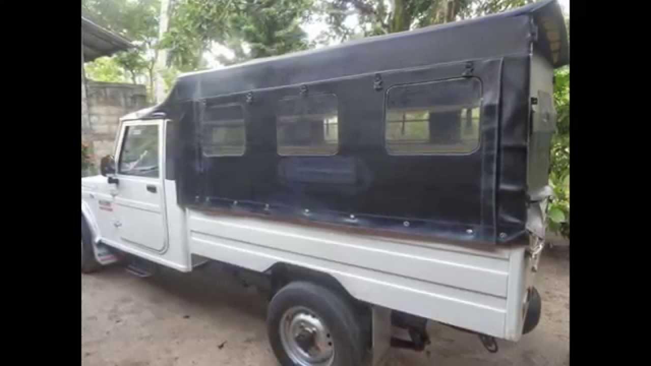 Mahindra Bolero Maxi Truck For Sale In Gampaha Www