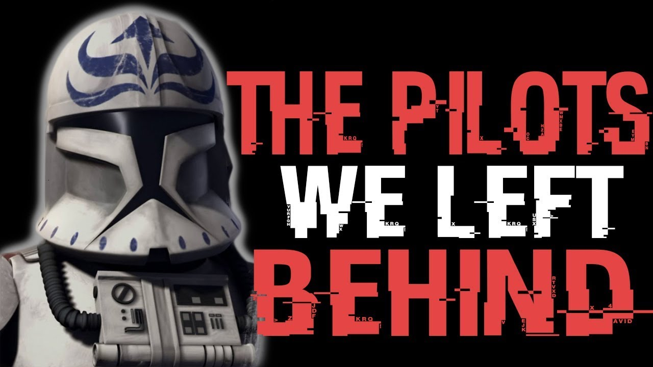 The Forgotten Pilots Of The Clone Wars - roblox clone army of the republic discord