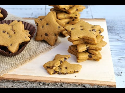 GINGERBREAD CHOCOLATE CUT OUT COOKIES, HANIELA'S